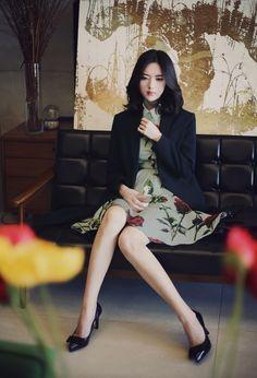 yun seon young(尹善英)