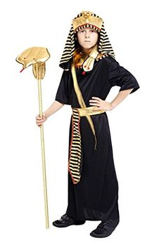 Boys khnaton Pharaoh Costume