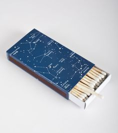 Constellation Matches by Cat bird NYC