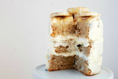 Banana Cake  #recipe #cakes #baking #cooking