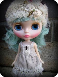 Gorgeous Sally Rice Blythe