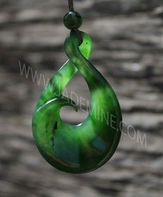 Or jade pendant in a symbol only the wearers understand?