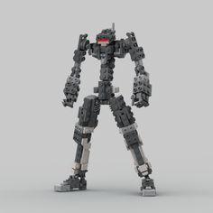 Lego Mecha, Telescope, Legos, Spaceship, Robot, Sci Fi, Cool Stuff, Studio, Building
