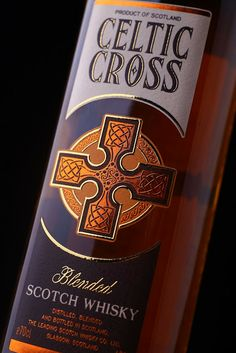 Celtic Cross on Packaging of the World - Creative Package Design Gallery