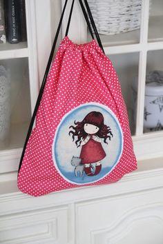 Lady Tattooch Gorjuss Bag Homemade DIY Sewing Free Patern Tuttorial Blog Blogger