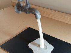 Magic Faucet by 3DPrinterNinja - Thingiverse