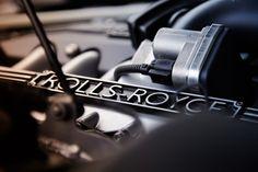 Moteur V12 Rolls Royce Phantom