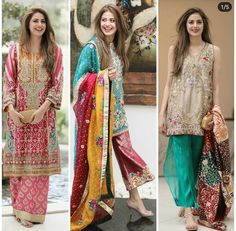 Indian Bridal Lengha Pakistan Ideas For 2019 Pakistani Fashion Party Wear, Pakistani Wedding Outfits, Pakistani Couture, Bridal Outfits, Pakistani Dresses, Indian Dresses, Indian Outfits, Indian Fashion, Shadi Dresses