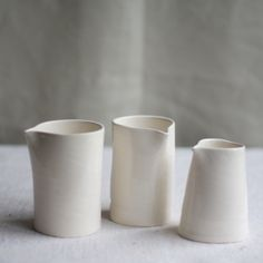 Hand Pitchers | Frances Palmer Pottery
