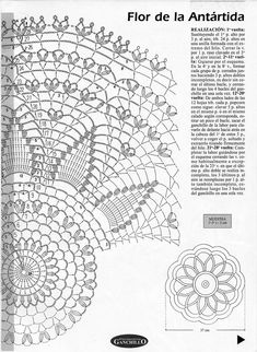 Kira crochet: Crocheted scheme no. 583
