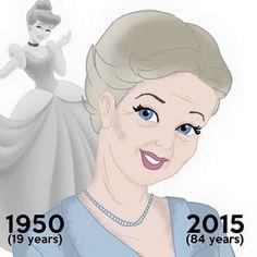 Cinderella-Then & Now