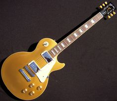Gibson Les Paul Traditional Goldtop