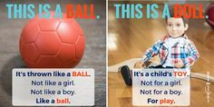 This is a ball. This is a doll. https://boystory.com/blogs/news/this-is-a-ball-this-is-a-doll #Thisisaball #Thisisadoll #BoyStory #BoyDoll #ActionDoll #Equality #LetThemPlay