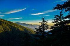 Kufri Sunset !! Photo by pratyush gautam -- National Geographic Your Shot