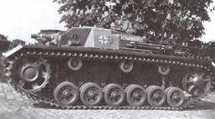 Немецкие САУ времен Второй мировой войны. Немецкое 75-мм штурмовое орудие StuG Ausf B.