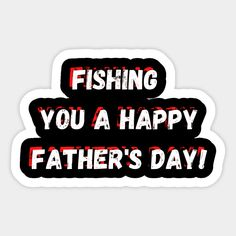 Funny Stickers, Custom Stickers, Happy Fathers Day Funny, Happy Birthday Text, Hard Hats, Car Windows, Water Bottles, Favorite Tv Shows, Laptops