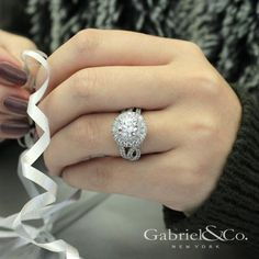 The greatest gift for your special someone...💍 Give her the holiday gift of her dreams this season!😍  We are open from 10:00 AM – 8:00 PM through Friday. Our Christmas Eve hours on Saturday are 10:00 AM - 3:00 PM. ❤️ http://www.cumberlanddiamond.com What you see online is just a small selection of all that #CumberlandDiamondExchange carries in #jewelry and timepieces. Please call 770.434.4367 to learn more about all that is available. #CDE #WeddingWednesday #GabrielCoRetailer…