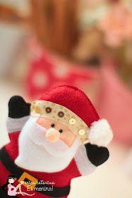 Ei Menina!: ~♥~ Papai Noel ~♥~