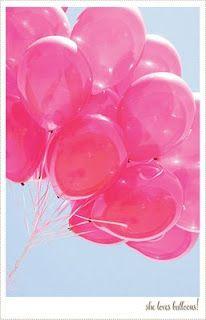 #Pink Balloons