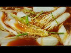 Korean Food, Food Plating, Kimchi, Japchae, Sweet Treats, Chicken, Meat, Ethnic Recipes, Korean Cuisine