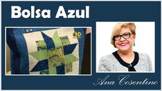 Ana Cosentino: BOLSA AZUL (Vida com Arte)