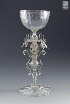 """Serpent"" chalice (Inv. 341/33). Muse Galileo"