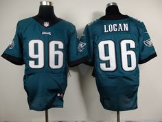 Cheap Wholesale Mens Philadelphia Eagles #96 Bennie Logan Nike New Collar Green Elite Jersey Size 40-56 Stock.Contact US to purchase or leave your email here.Thanks