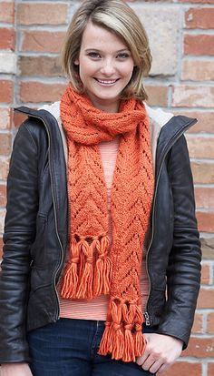 Free Pattern: Scar(f)y Spice by Tanis Gray  ... I really should learn to crochet