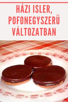 No Bake Cookies, Cake Cookies, Cookie Recipes, Dessert Recipes, Desserts, Smoothie Fruit, Hungarian Recipes, Good Foods To Eat, Sweets Cake