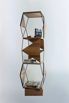 Looks like this project will be easy and fast to complete cute to will do pinterest - Libreros de madera modernos ...