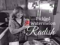 HD Easy Asian - Redneck Fusion Cooking Recipes  :  Pickled Watermelon Ra...