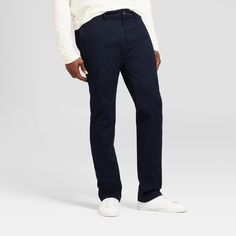 Men's Big & Tall Slim Fit Hennepin Chino Pants - Goodfellow & Co