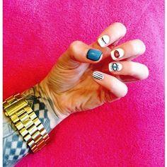 Nail art collection the nail spot west vancouver nails nails eye spy nail art nails nail bar in west vancouver prinsesfo Image collections