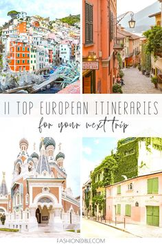 Here's our top - Grace J. Silla - how to spend 2 weeks in Euope 2 Week Europe Itinerary, Europe Travel Guide, Europe Destinations, Europe Packing, Traveling Europe, Backpacking Europe, Travel Plan, Packing Lists, Travel Packing