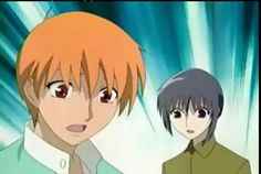 Kyo and Yuki
