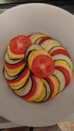 Ensalada Ratatulle Ratatouille, Ethnic Recipes, Food, Salads, Meals, Yemek, Eten
