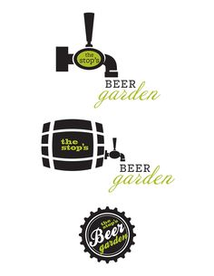 beer garden logo - Google Search