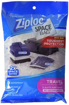 Space Savign Compression Travel Bags
