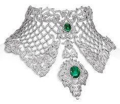 http://rubies.work/0485-sapphire-ring/ 0717-ruby-earrings/ Farah Khan choker necklace.