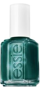 Trophy Wife - Deep Teal Pearl Nail Polish by Essie / a perfect deep teal pearl.