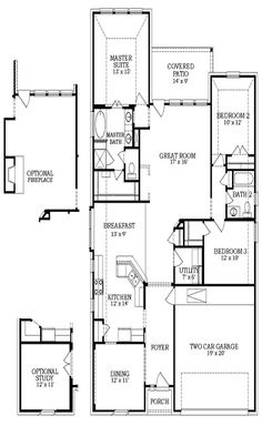 1000 Images About Houseplans Under 200k On Pinterest