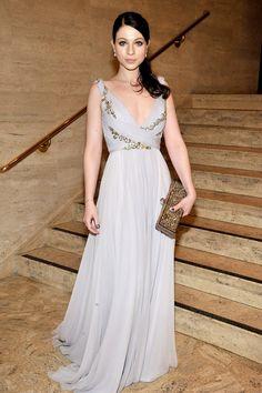 2011 School Of American Ballet Winter Ball Chiffon Dresses 771b8a23ee04
