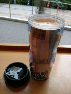 Cafe Latte in Tokyo Tumblr Starbucks