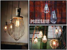 DIY LAMPS - via HOMESICK.nu