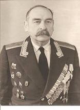 Lieutenant-General Sukhomlin Alexander Vasilievich (1900 - 1970), Soviet military commander, Lieutenant-General (1942). The commander of the 8th Army (1942) and 54th Army (April 1942 - March 1943), assistant commander of the Volkhov Front, the commander of the 10th Guards Army of the Western Front.