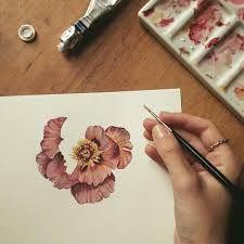 Imagini pentru we heart it paintings