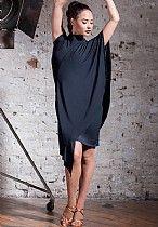 Chrisanne Clover Onyx Latin Dress