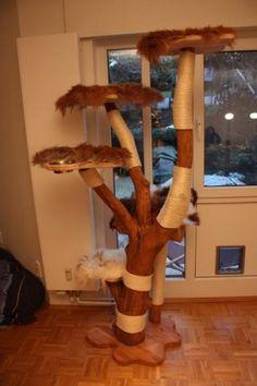 wir bauen ihren kratzbaum sandy 39 s cat world pinterest. Black Bedroom Furniture Sets. Home Design Ideas