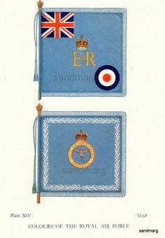 Colours of the Royal Air Force