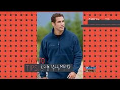 How To: Tips Big & Tall Men's Outfit - iLook - YouTube